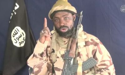 Nigerian army review reports of Boko Haram leader's death