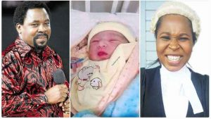 TB Joshua's Daughter, Sarah Welcomed Baby Boy On Her Father's Birthday