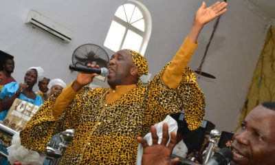 Primate Ayodele Entitle Women With N7 Million In His Church