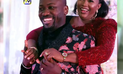 Apostle Suleman, Wife in 17th Wedding Anniversary Romantic Play