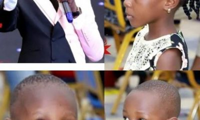 Abandoned by Hubby, Apostle Suleman Offers Woman N50,000 Monthly For 5 Years, Scholarship For Her 3 Kids