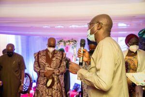 My dad asked me to prioritize civil servants, pensioners, and teachers chip worthy says Abiodun