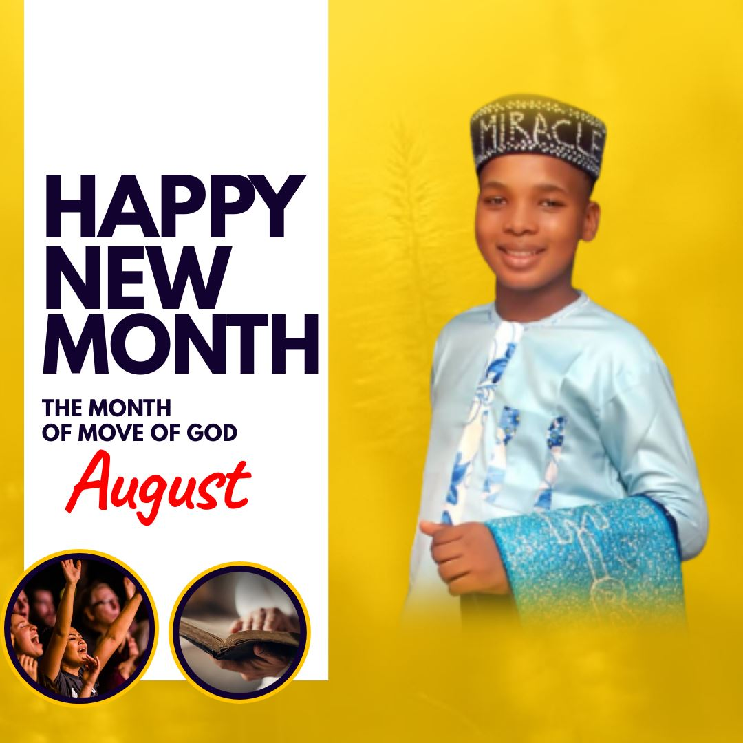 Pst. Miracle Oyewale: Prophetic Declaration For The Month Of August 2021
